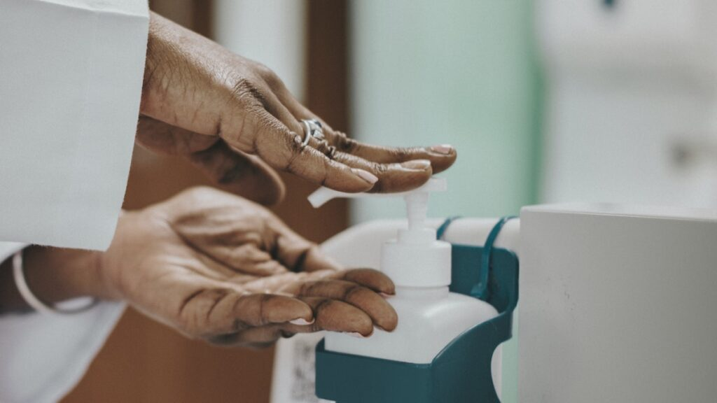 Coronavirus Facts: Wash your hands frequently.